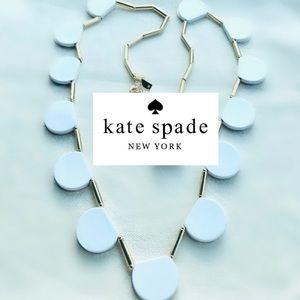 $128 Kate Spade dot to dot long necklace